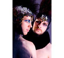 Gladiators Photographic Print