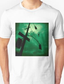 Shoes and Wires Unisex T-Shirt