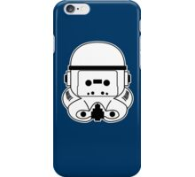 Cassette Trooper iPhone Case/Skin