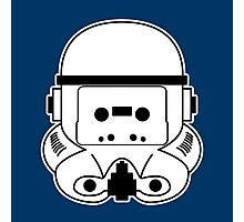 Cassette Trooper Photographic Print