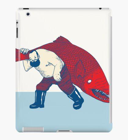 Big Fish iPad Case/Skin