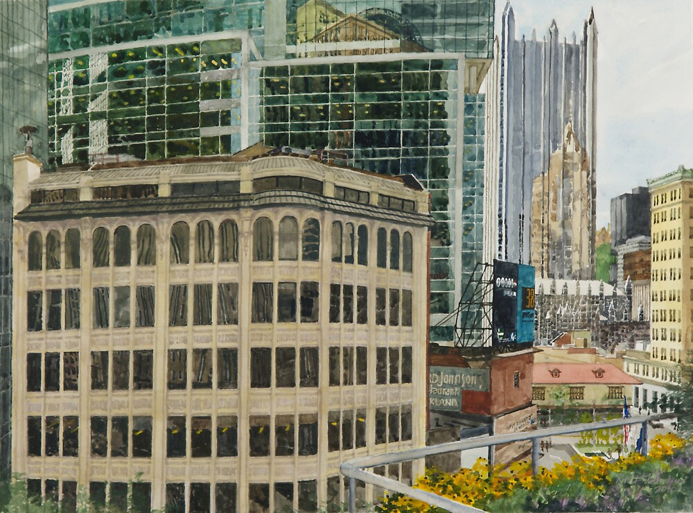 Jonassons,PNC & PPG & more by Robert Bowden