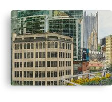 Jonassons,PNC & PPG & more Canvas Print