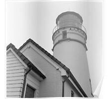 Cape Blanco Lighthouse detail - Oregon Poster