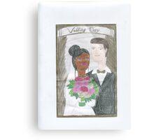 Wedding Day Metal Print