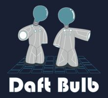 daft bulb (inspired from Tron Legacy movie) by EskimoGraphics