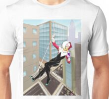 Just Another Manhattan Day Unisex T-Shirt