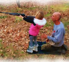 Teach Me How to Shoot Daddy by JordansJewels