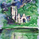 'Eastwell St Mary's' by Martin Williamson (©cobbybrook)