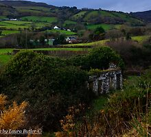 The Glen at Carnlough, County Antrim by Laura Butler