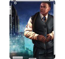 L.S.Noire Franklin iPad Case/Skin