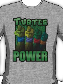 GEEK - Turtle Power T-Shirt