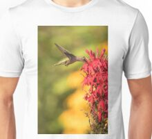 Ruby Throated Hummingbird 9-2015 Unisex T-Shirt