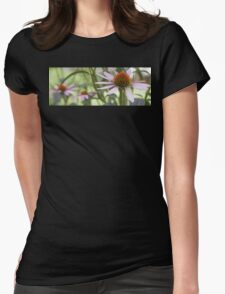 Middle of Summer Womens Fitted T-Shirt