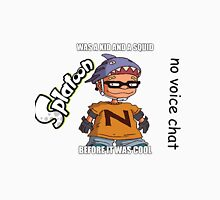 Splatoon Squid Hipster Unisex T-Shirt