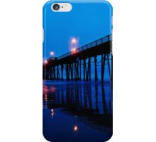 Oceanside Pier iPhone Case/Skin