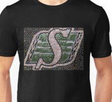 The Roughriders - Bottle Cap Mosaic Unisex T-Shirt