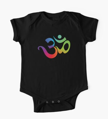 Yoga Om Symbol T-Shirt One Piece - Short Sleeve
