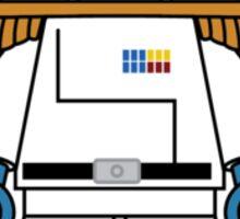 Thrawn Minifigure Sticker