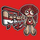 Mod Mascot Tag by KawaiiPunk