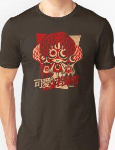Mod Mascot Stencil Unisex T-Shirt