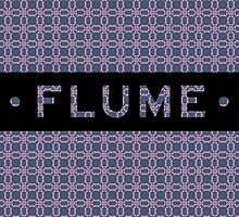 Flume font by miiky