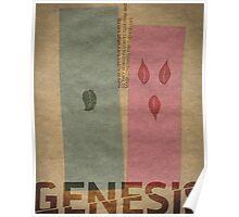 Word: Genesis Poster