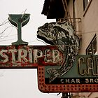 The Striper Cafe by Barbara Wyeth