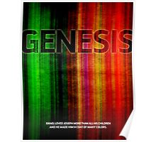 Word Leftovers: Genesis Poster