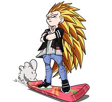 Gotenks by AkioOfficial