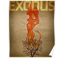 Word: Exodus Poster
