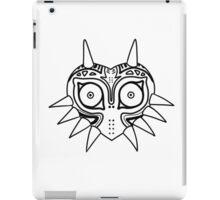 Majoras Mask Doodle Zelda Nintendo iPad Case/Skin