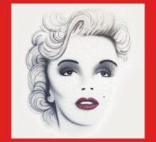 Marilyn Monroe by Devaron