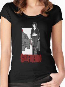 Girlfriendo Women's Fitted Scoop T-Shirt