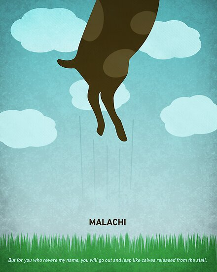 Word: Malachi by Jim LePage