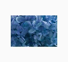 Blue, Blue Hydrangeas Unisex T-Shirt