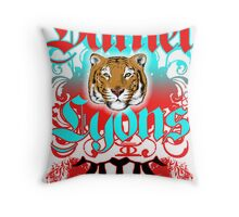 Daniel Lyons 2002 Logo Poster Throw Pillow
