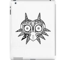 Majoras Mask Doodle Zelda Nintendo Tattoo iPad Case/Skin
