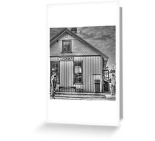 Chama General Store Greeting Card