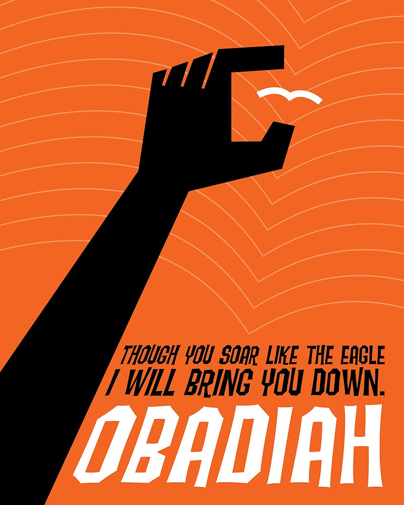 Word: Obadiah by Jim LePage