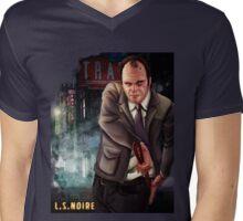 L.S.Noire Trevor Mens V-Neck T-Shirt