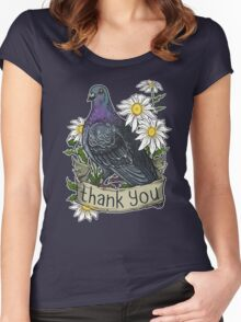 Thank You Women's Fitted Scoop T-Shirt