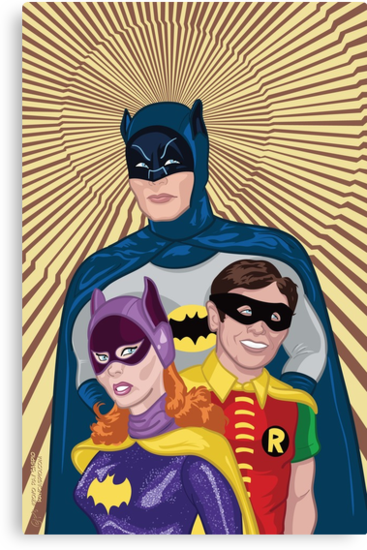 The Terrific Trio by Ray Caspio