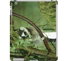 Lunchtime Lemur iPad Case/Skin