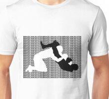 BRAZILIAN JIU JITSU MMA TRIANGLE CHOKE  Unisex T-Shirt
