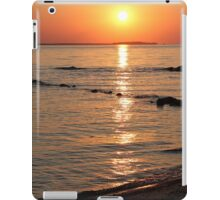 Sunset at Roanoke iPad Case/Skin