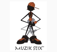 Jigga - Muzik Stix Collection by Kimberly E Banks