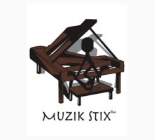 Keys - Muzik Stix Collection by Kimberly E Banks