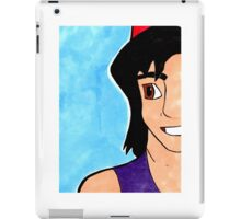 Cheeky Aladdin from Disney's Aladdin iPad Case/Skin