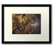 Portents Framed Print